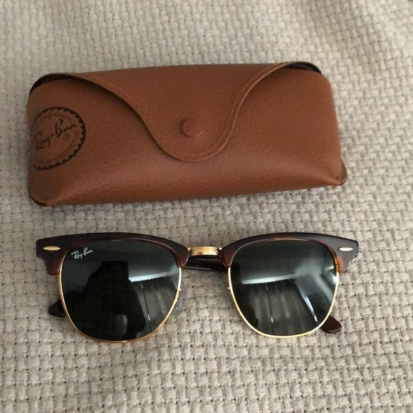 2cd17ecce Ray-Ban Accessories | New Ray Ban Clubmaster Classic | Poshmark